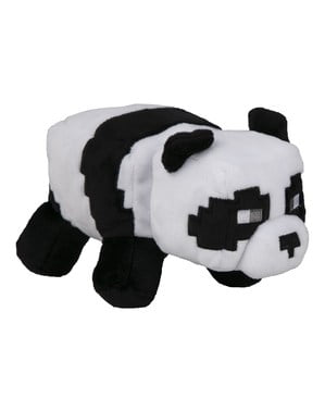 Peluche de Minecraft Panda 17cm