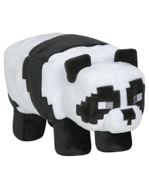 Minecraft Panda Plush Toy 24cm
