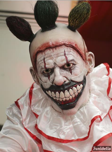 Máscara Twisty the Clown American Horror Story con boca de látex - Halloween