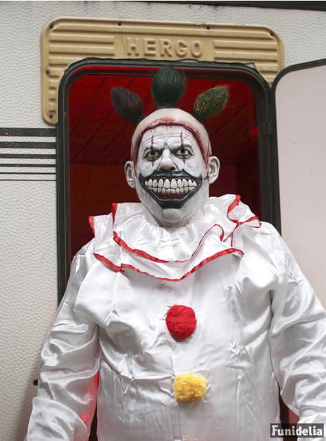 Máscara Twisty the Clown American Horror Story con boca de látex - Carnaval