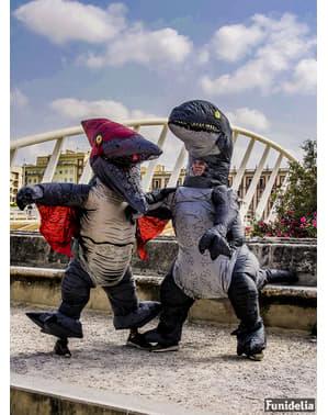大人のためのインフレータブルプテラノドン恐竜コスチューム - ジュラシック・ワールド