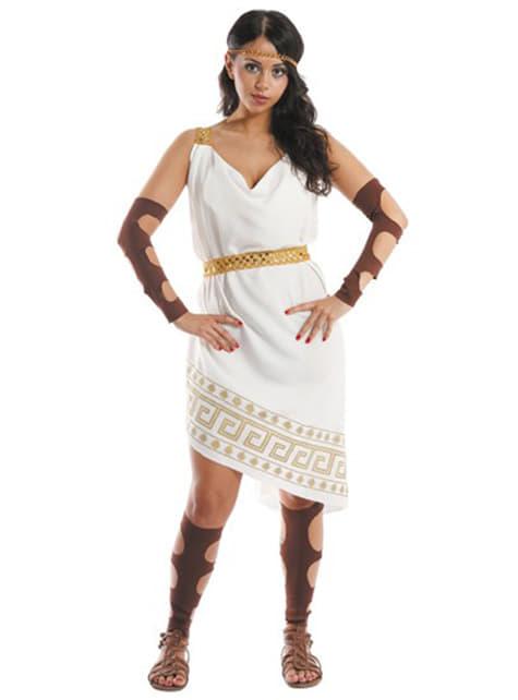 Kostium arystokratki rzymskiej