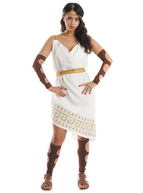 Womens Roman Aristocrat Costume
