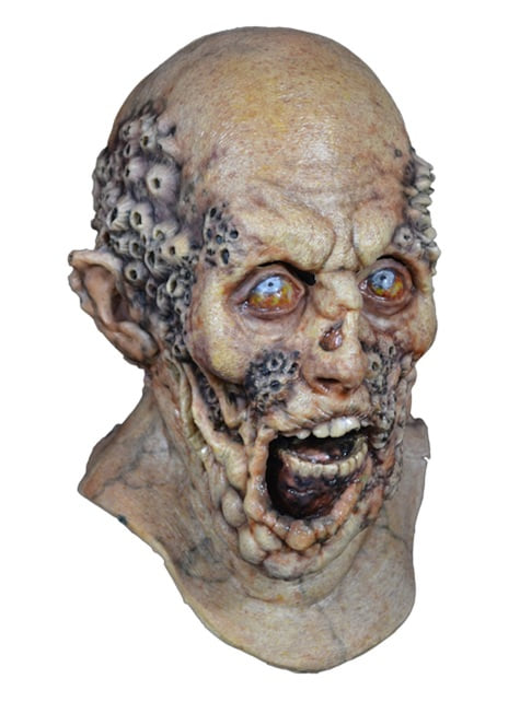 Masque zombie pourri  adulte - The Walking Dead
