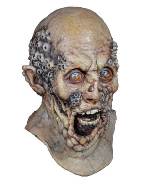 Mask zombie rutten för vuxen - The Walking Dead