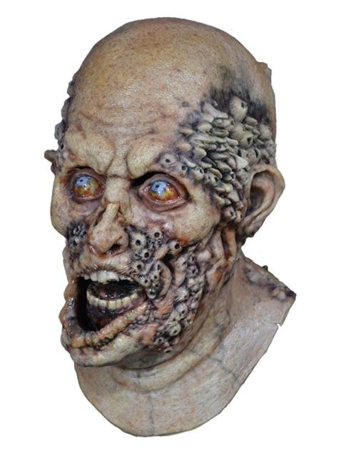 Máscara de zombie putrefacto para adulto - The Walking Dead - original
