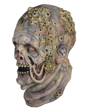 Marine Zombie mask for adults - The Walking Dead