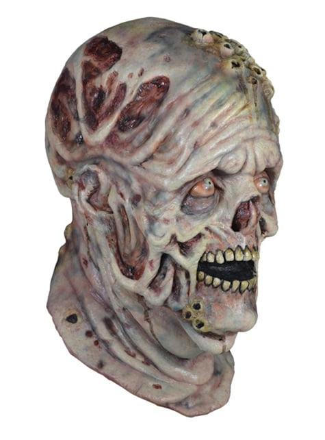Máscara de zombie marinho para adulto - The Walking Dead