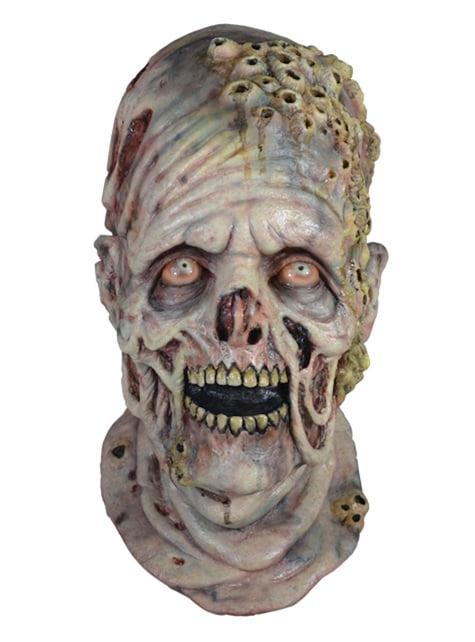 Máscara de zombie marino para adulto - The Walking Dead - original
