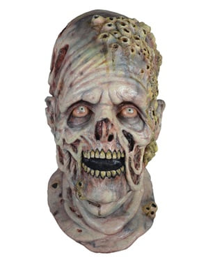 Máscara de zombie marinho para adulto - The Walking Dead