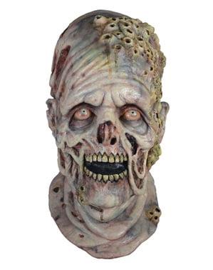 The Walking Dead - Marine zombie maske til voksne
