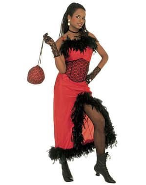 Madame kostuum voor vrouw