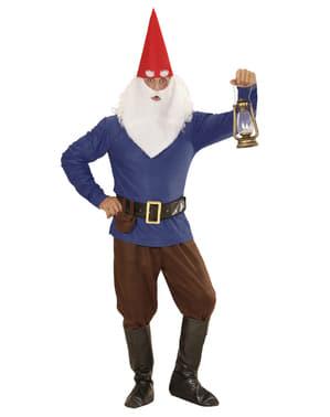 Чоловічий плюс робочий костюм Gnome