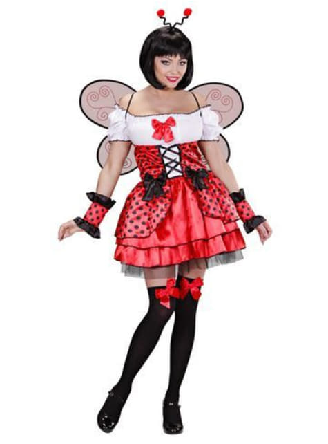 Womens Ladybird Costume