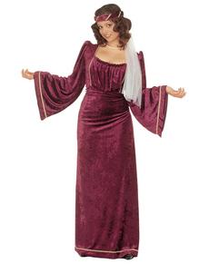 Disfraz de Giulietta para mujer