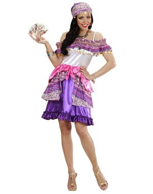 Costum de țigancă ghicitoare pentru femeie