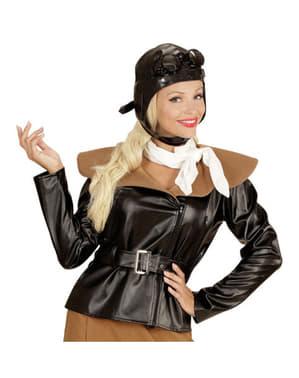 Жіноча ретро костюм авіатора