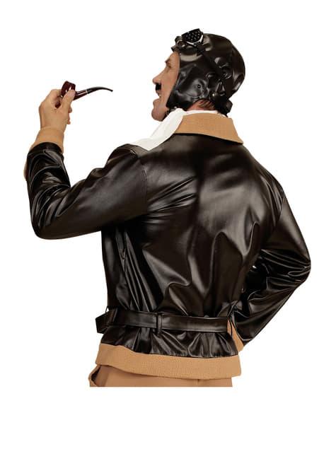 Disfraz de aviador retro para hombre - traje