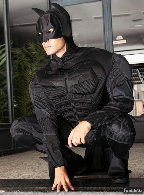 Kostium z mięśniami Batman TDK Rises