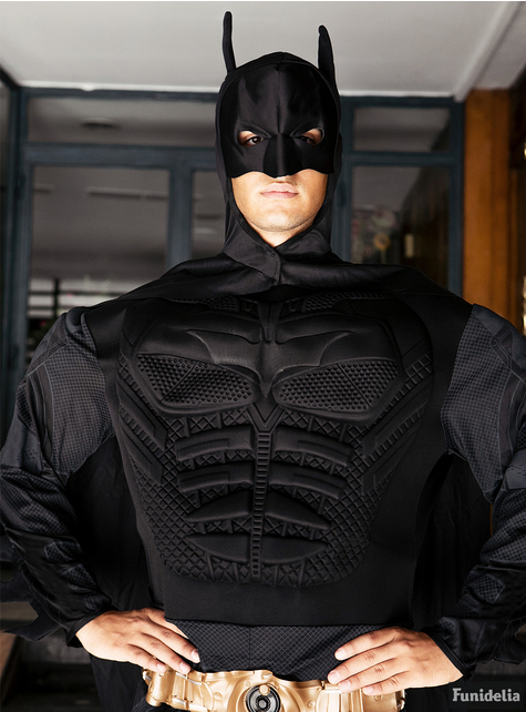 Batman kostyme