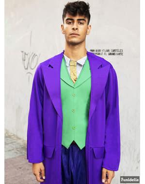 Disfraz de Joker Deluxe - hombre