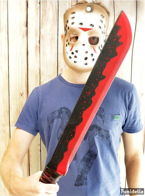 Kit Jason Viernes 13 - para tu disfraz