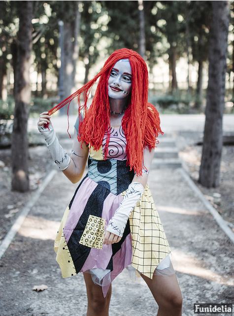 Fato de Sexy Sally de O Estranho Mundo de Jack