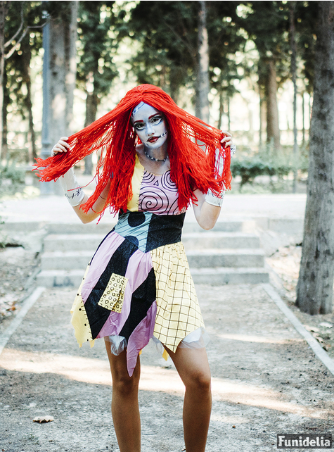 Sexy Sally: A Nightmare Before Christmas Adult Costume