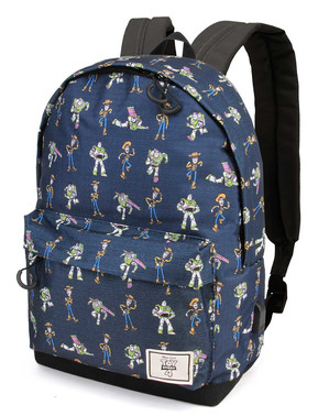 Mochila Buzz e Woody - Toy Story