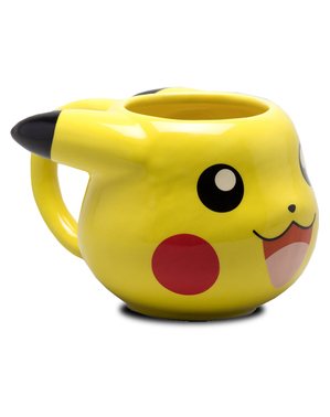 3D Пікачу Mug - Pokemon