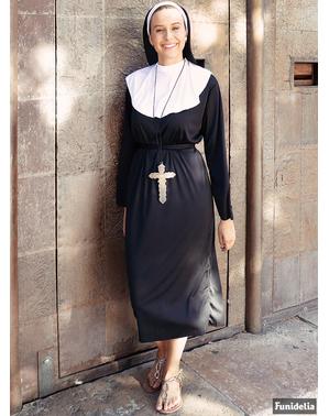 vienuolė kostiumas