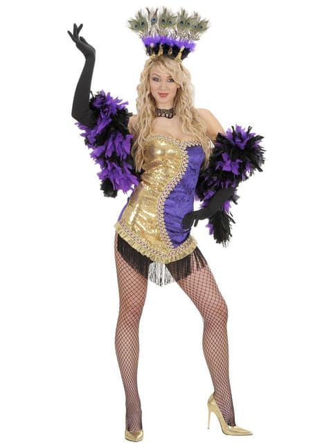 Disfraz de chica sexy Vegas