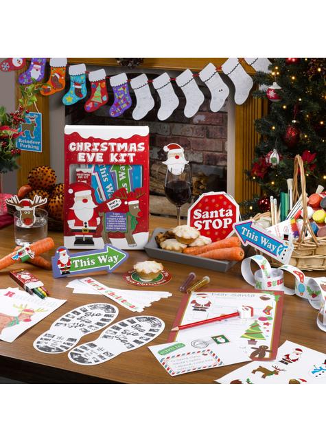 10 adornos para copas de Papá Noel - para tus fiestas