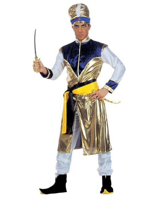 Disfraz de maharajá malévolo para hombre - hombre