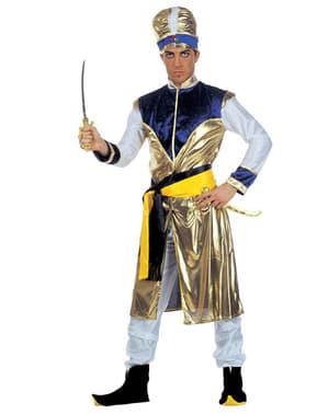 Costume da maharaja malefico da uomo