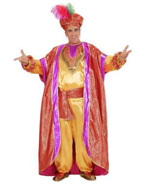 Déguisement sultan pouvoir homme