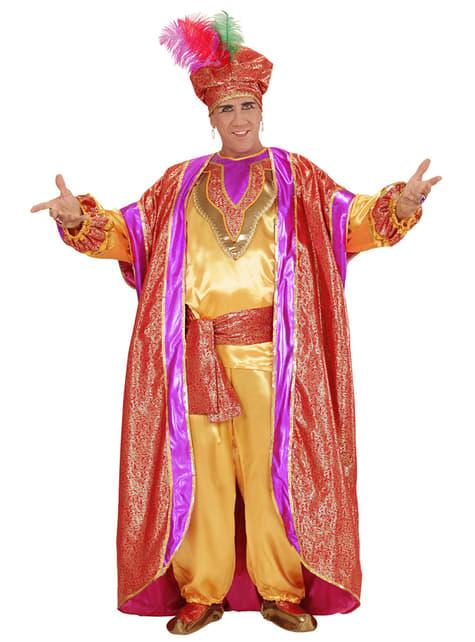 Disfraz de sultán poderoso para hombre - hombre