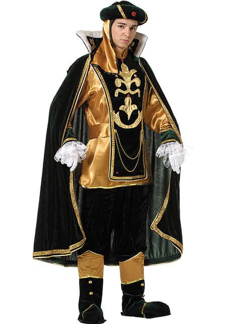 Disfraz de paje de Gaspar