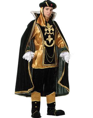 Costume da paggio di Gaspare