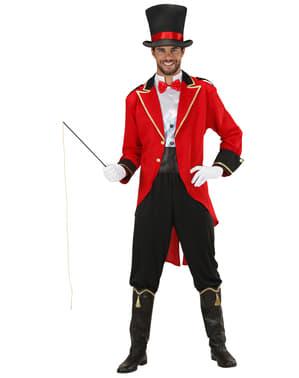 Disfraz de domador para hombre