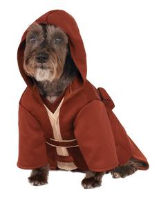 Túnica Jedi para perro