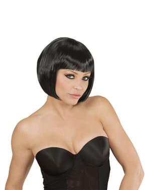 Black Chanel Wig