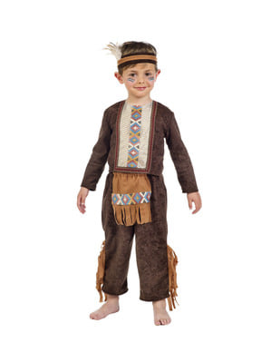 Boys Fun Indian Costume