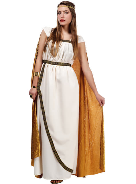 Womens Greek Beauty Costume
