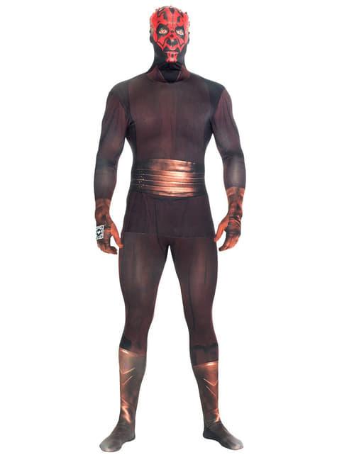 Fato de Darth Maul Deluxe Morphsuit