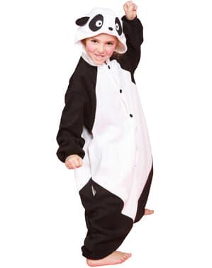 Karatepanda Kostüm Bcozy Onesie für Kinder