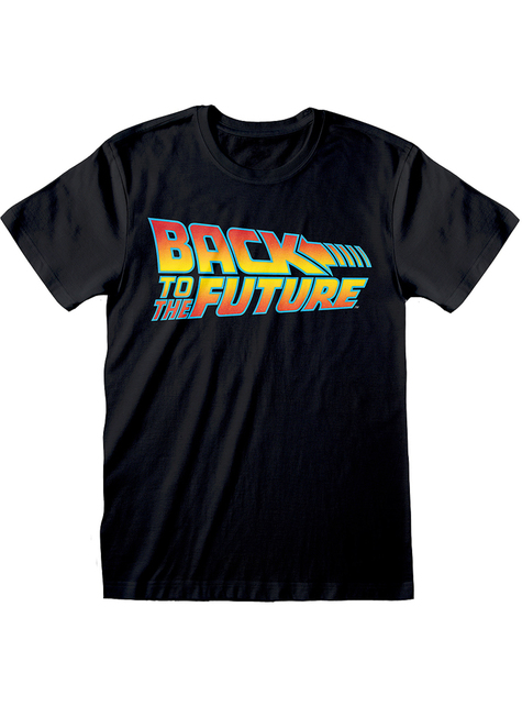 Camiseta de Regreso al Futuro para hombre