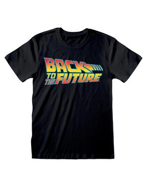 Чоловіча Назад в майбутнє T-сорочка