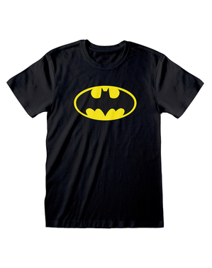 Classic logo Batman T-shirt for men - DC Comics