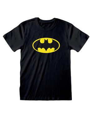 Classic logo Batman T-shirt voor heren - DC Comics